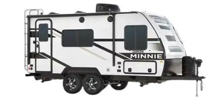 Winnebago Winnebago Micro Minnie Travel Trailers