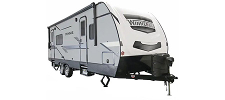 Winnebago Minnie Travel Trailers and Fifth Wheels
