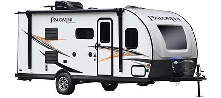 Palomino Palomini Travel Trailers