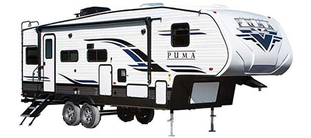 Palomino Puma Fifth Wheels