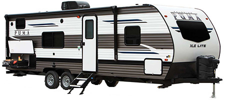 Palomino Puma XLE Travel Trailers