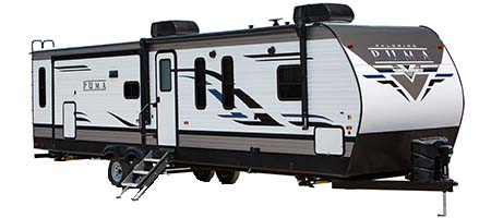 Palomino Puma Travel Trailers