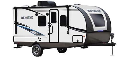 Palomino Revolve Travel Trailers