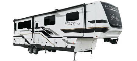 Palomino Columbus River Ranch Fifth Wheels