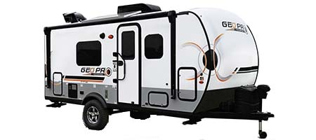 Forest River RV Rockwood Geo Pro Travel Trailers