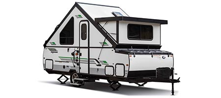 Forest River RV Rockwood Hard Side Hybrid Campers