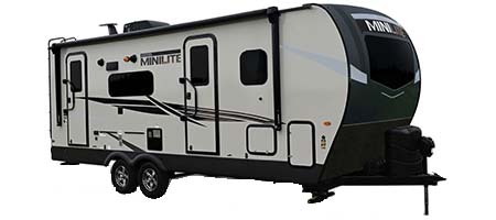 Prime Time RV Rockwood Mini Lite Travel Trailers