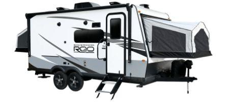 Forest River RV Flagstaff Shamrock Hybrid Campers