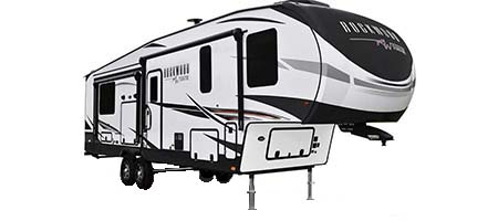 Thor Motor Coach Rockwood Signature Ultra Lite Fifth Wheels