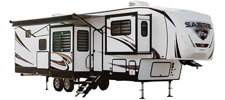 Forest River RV Sabre Fifth Wheels