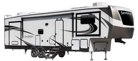 Forest River RV Sierra HT Fifth Wheels