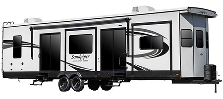 Forest River RV Sandpiper Park Trailers