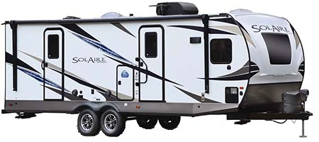 Solaire Ultra Lite Travel Trailers