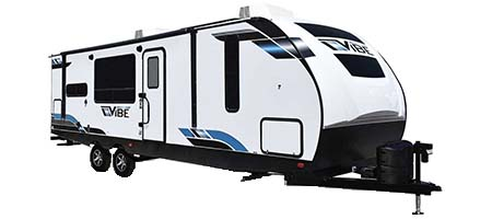 Forest River RV Vibe Travel Trailers