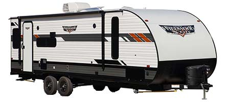 EverGreen RV Wildwood XLite Travel Trailers