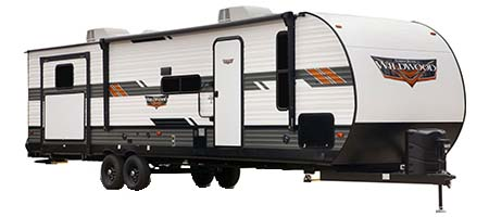 Forest River RV Wildwood Travel Trailers