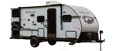 Forest River RV Wolf Pup Black Label Travel Trailers