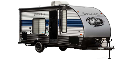 Forest River RV Wolf Pup Travel Trailers