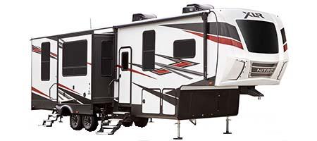 Forest River RV XLR Nitro Toy Hauler Fifth Wheels