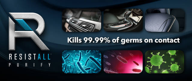 ResistAll® Purify - Kills 99.99% of Germs On Contact