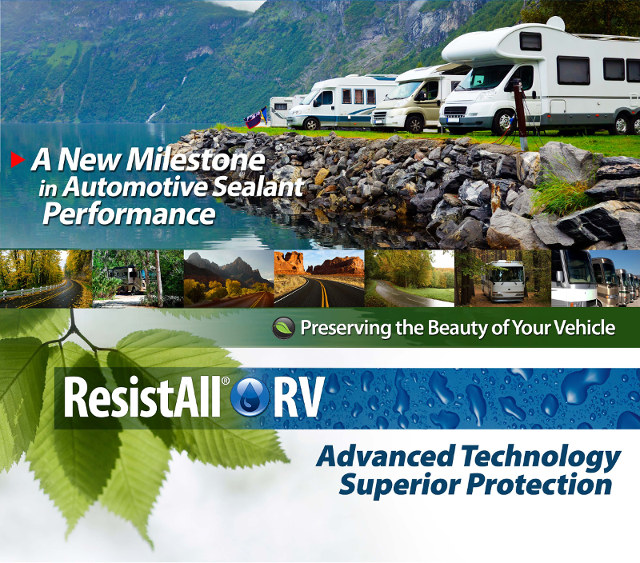 ResistAll® RV - Advanced Technology, Superior Protection - Preserving the Beauty of Your Vehicle