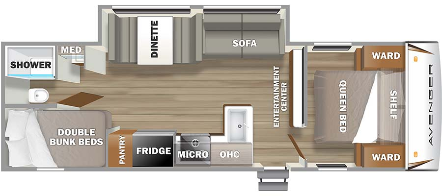 26DBSLE Floorplan