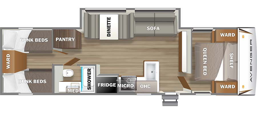 28QBSLE Floorplan