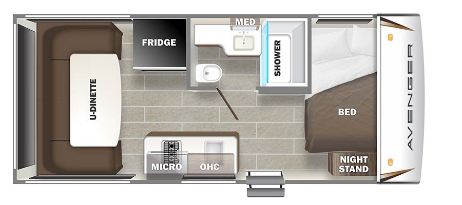 16RD Floorplan