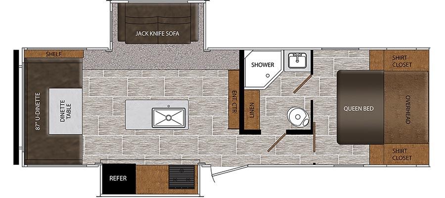 26RDS Floorplan