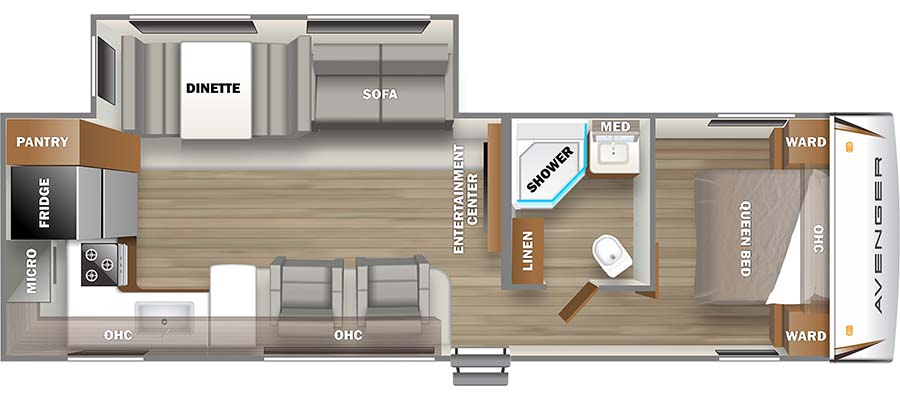 27RKS Floorplan