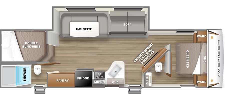 28DBS Floorplan