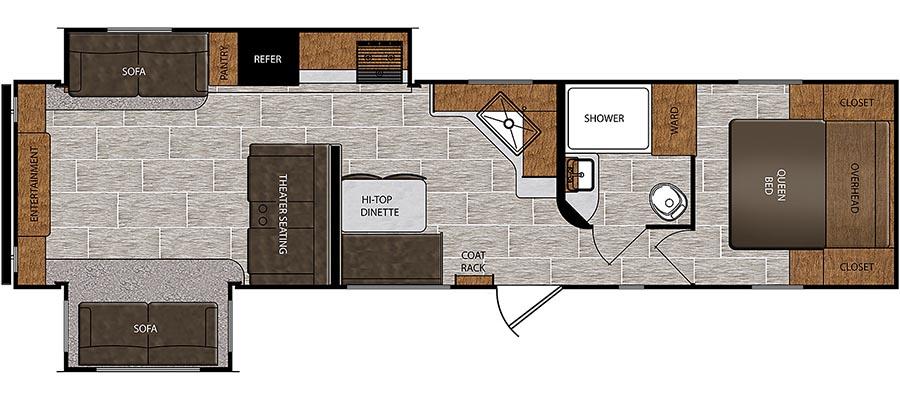 32DEN Floorplan