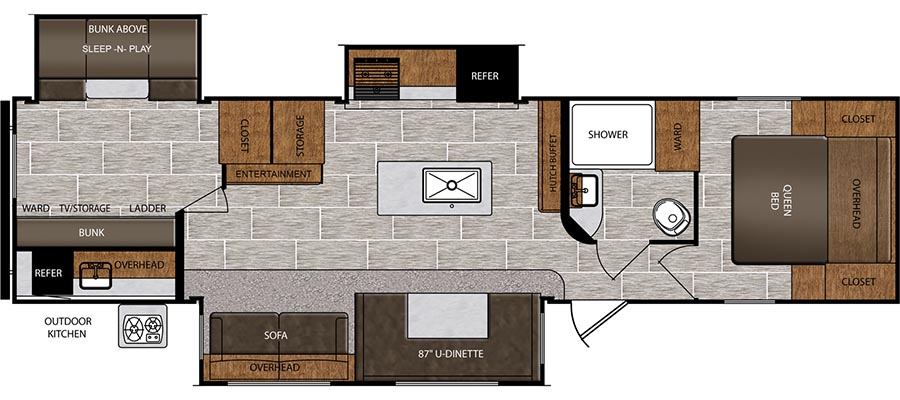 32QBI Floorplan