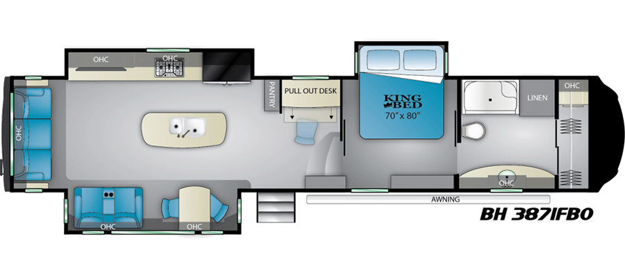 3871FBO Floorplan