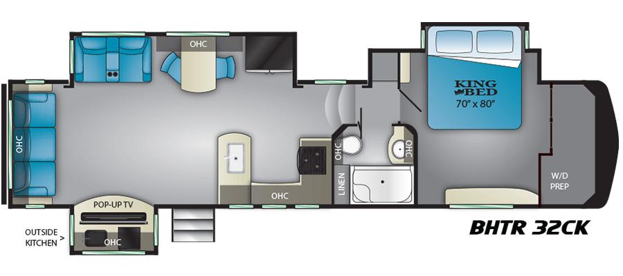 32CK Floorplan
