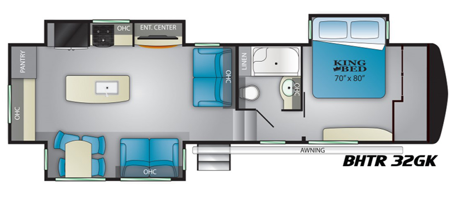 32GK Floorplan