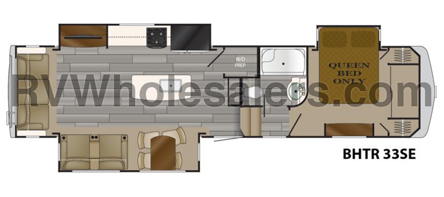 33SE Floorplan