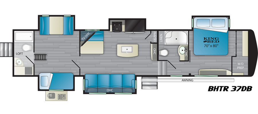 37DB Floorplan