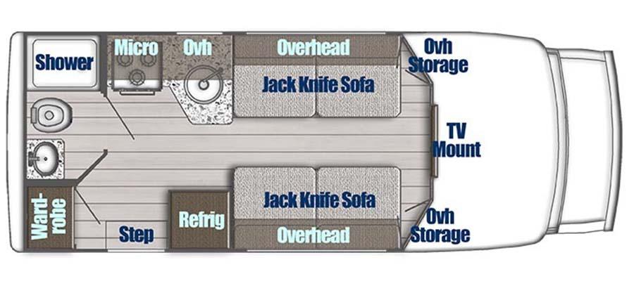 5210B Floorplan