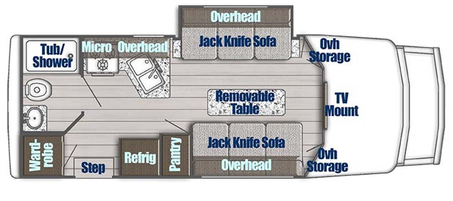 5230B Floorplan