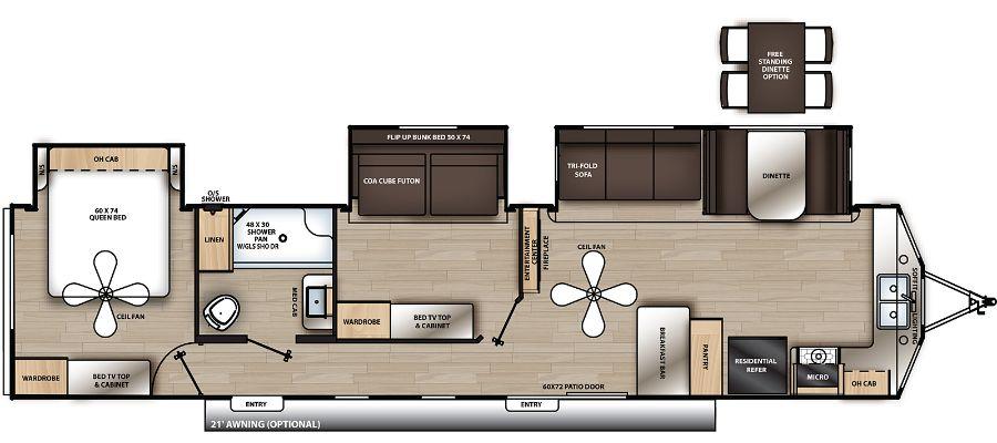 39FKTS Floorplan