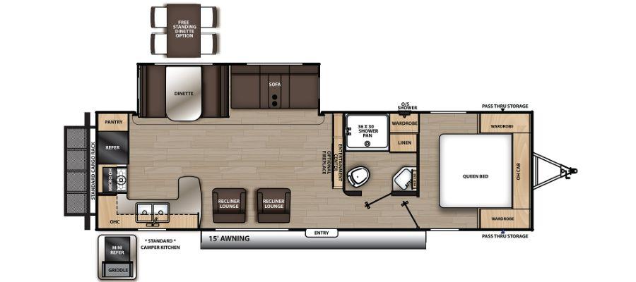 283RKS Floorplan