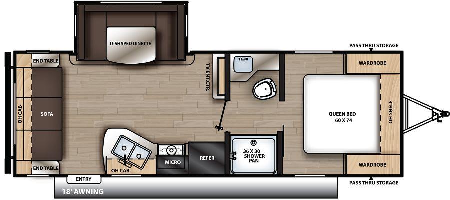 231MKS Floorplan