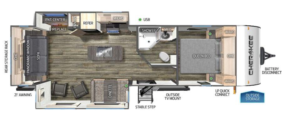 274WKBL Floorplan