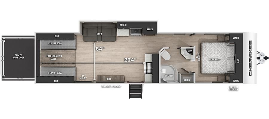 294RRBL Floorplan