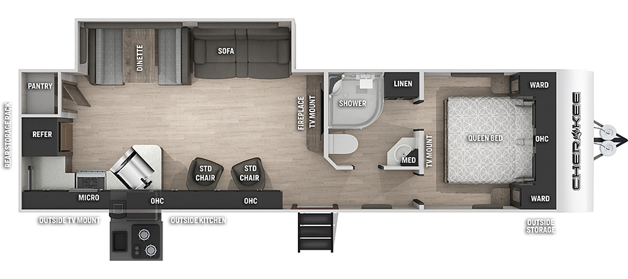274RKBL Floorplan