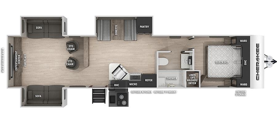 306MMBL Floorplan