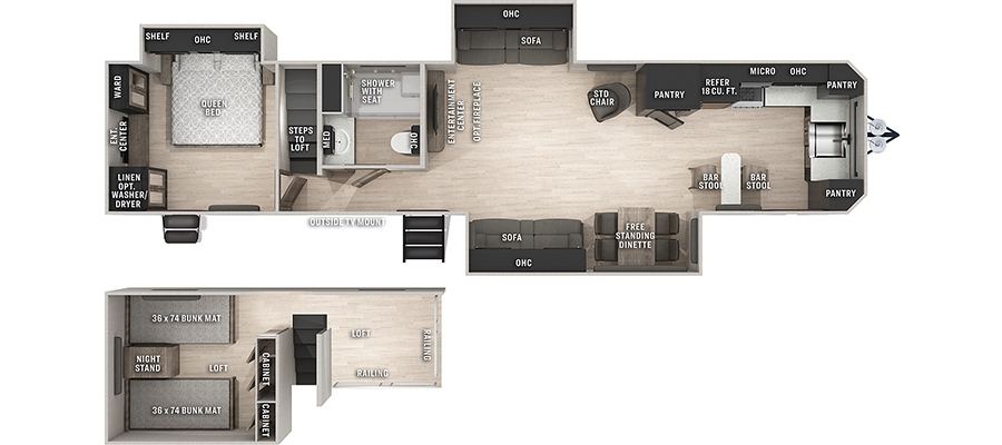 39LBBL Floorplan
