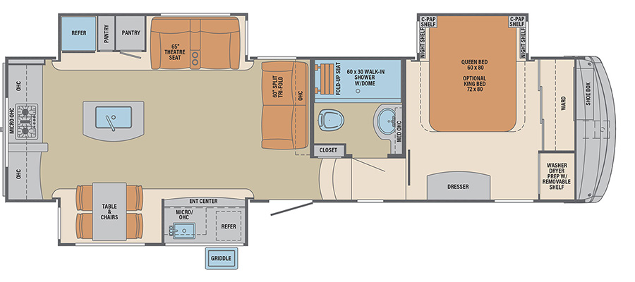 297RK Floorplan
