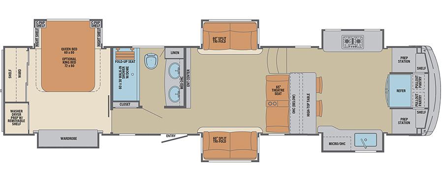 387FK Floorplan